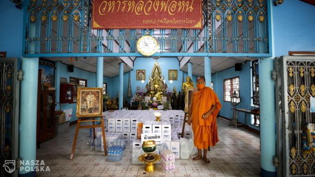 Tajski mnich buddyjski