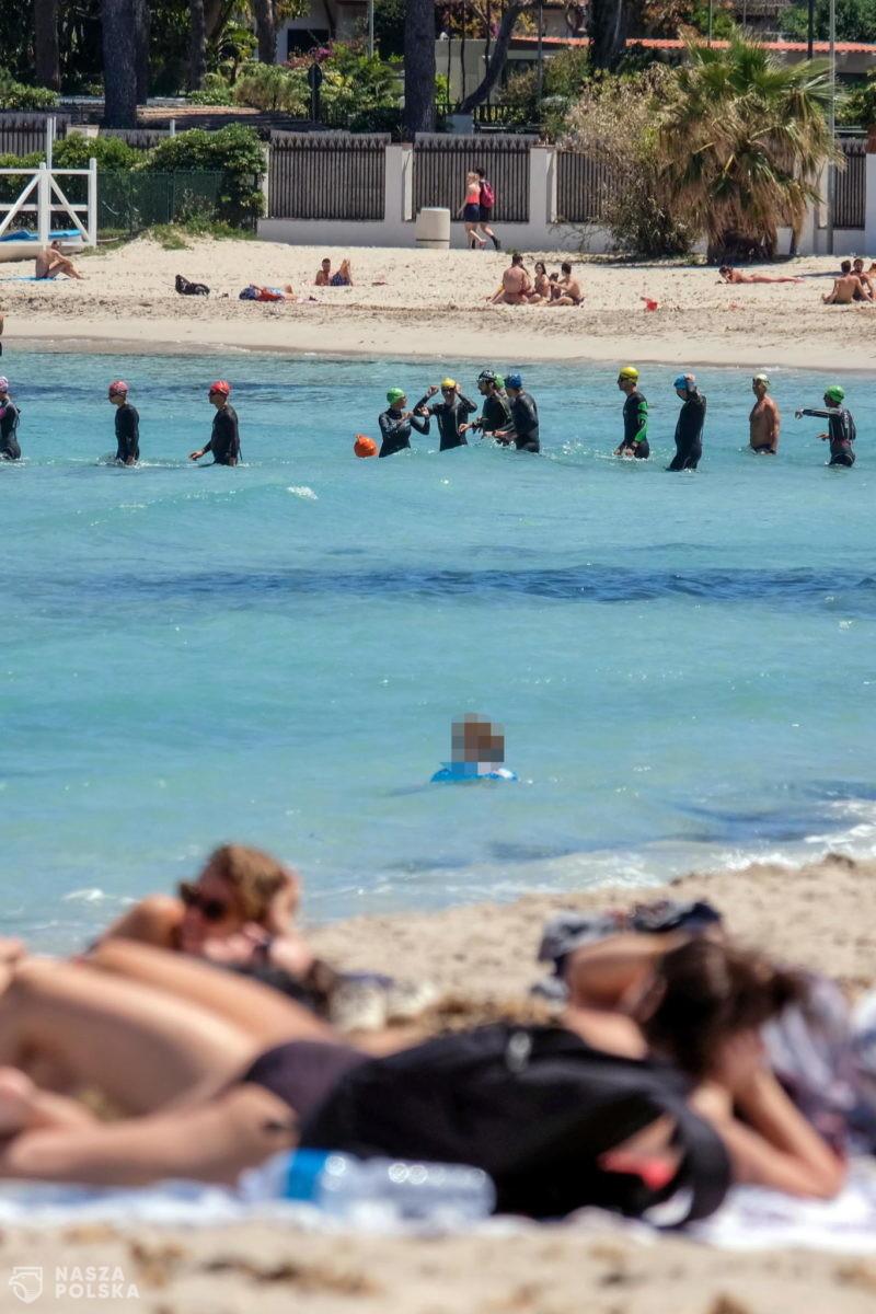 Czystość wszystkich legalnie działających kąpielisk można sprawdzić on-line