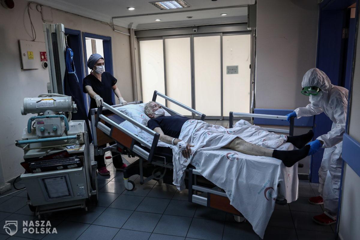 Sprawdź jak eksperci oceniają polską służbę zdrowia w dobie epidemii