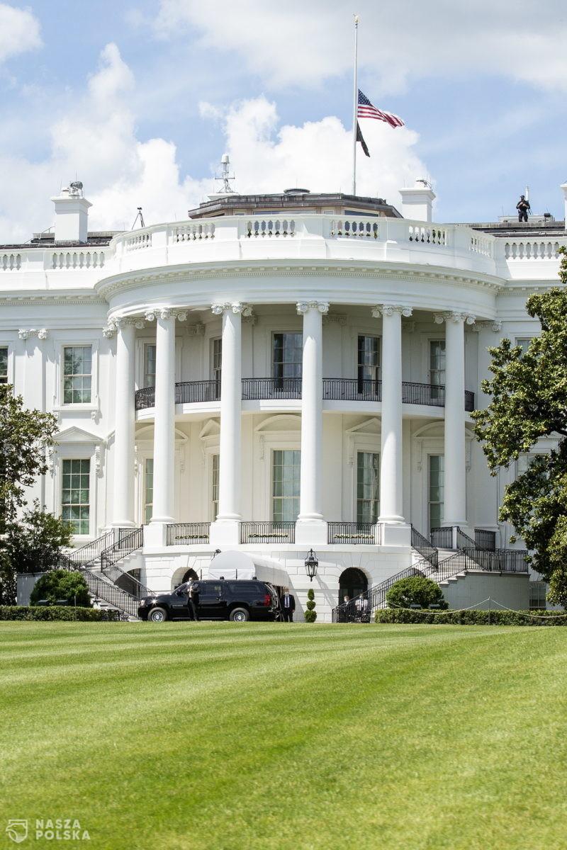 Joe Biden przybył do Białego Domu