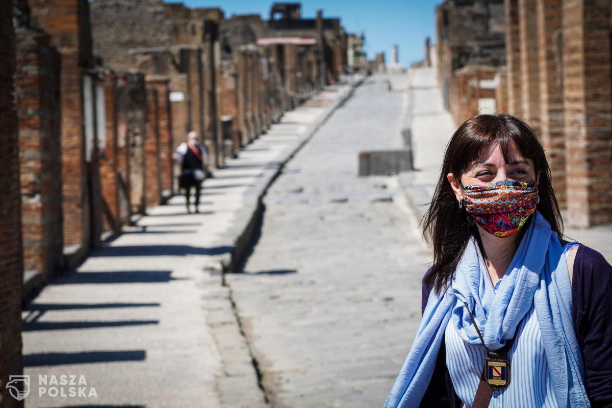 [GALERIA] Pompeje otwarte dla zwiedzających – Włochy