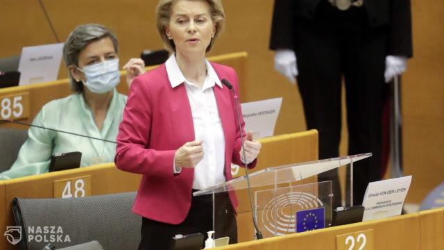 Przedstawiciele UE apelują do władz USA o zmianę decyzji w sprawie WHO