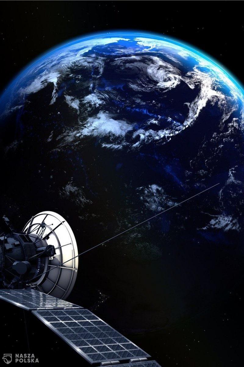 Za ok. trzy lata wystrzelimy polskiego satelitę! Zobacz kto to powiedział