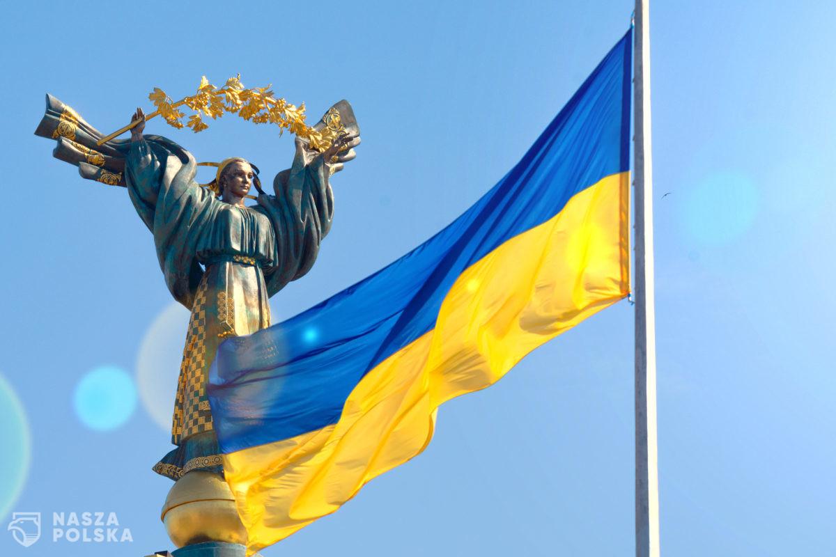Pod Kijowem strzelanina z udziałem stu osób, zbiorowe zatrzymania