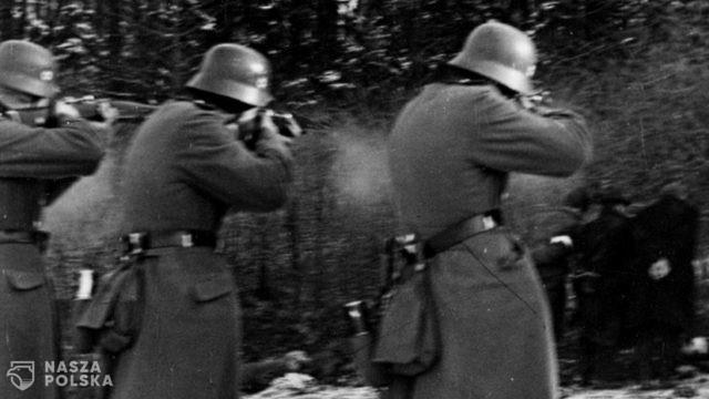 80 lat temu w lesie Brzask Niemcy rozstrzelali ok. 760 Polaków