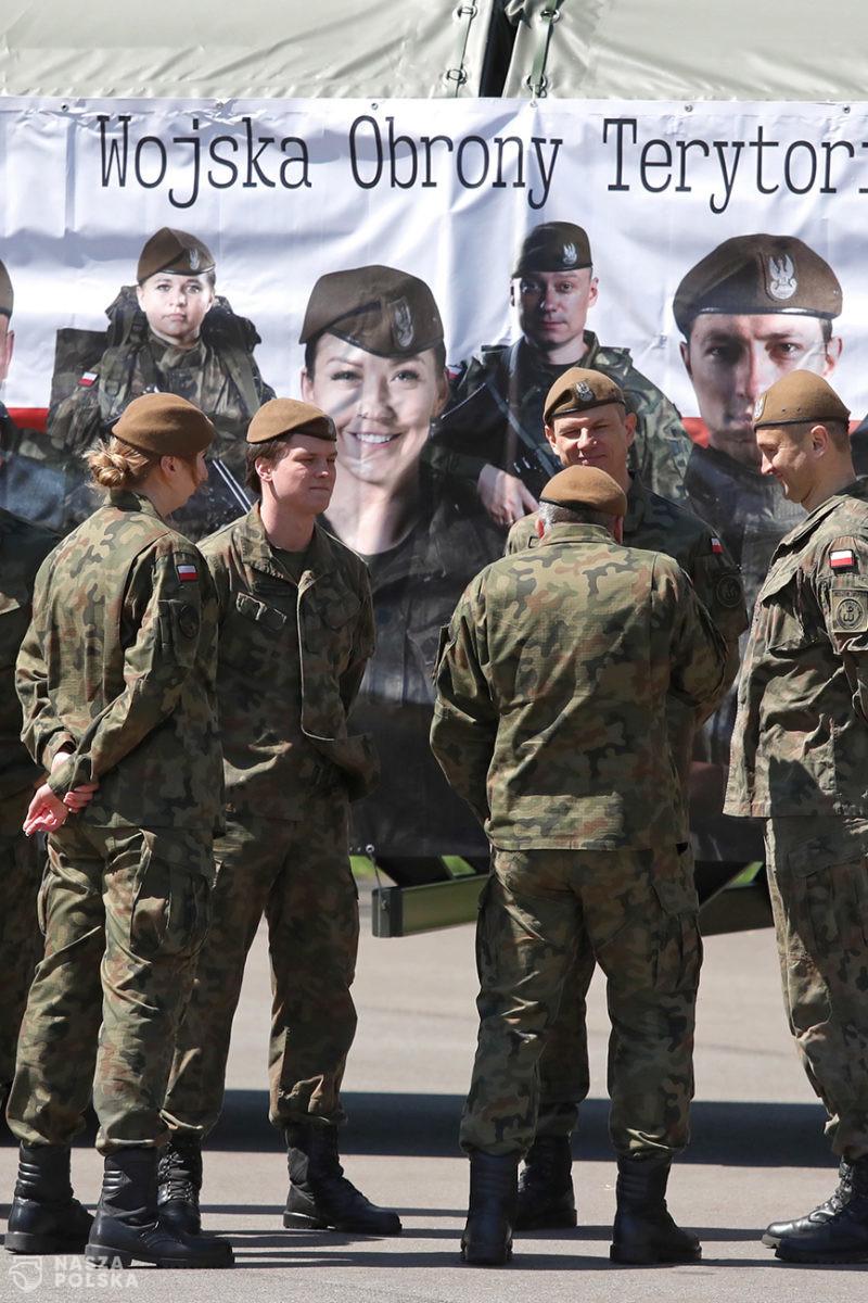 Tylko w dwóch województwach żołnierze WOT pobrali już ponad 100 tys. wymazów do badań