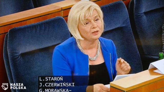 Dworczyk: kandydatką klubu PiS na RPO jest senator Staroń; nic się nie zmieniło