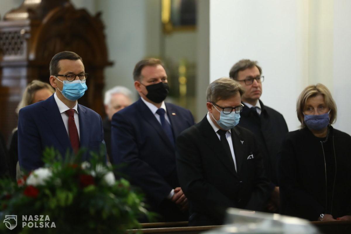 Pogrzeb mamy Emila – najmłodszej ofiary stanu wojennego