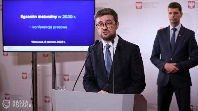 Nie będzie unieważnienia egzaminów w całej Polsce