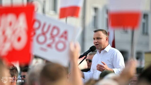 Prezydent: Polska potrzebuje spokojnej pracy, a nie awantur