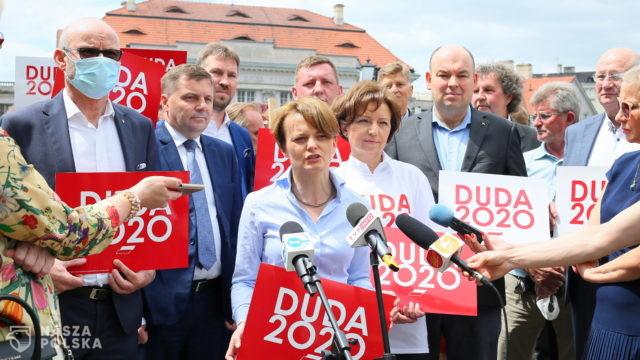 Emilewicz: Przez pięć lat Polska zmieniła się w sposób bezprecedensowy