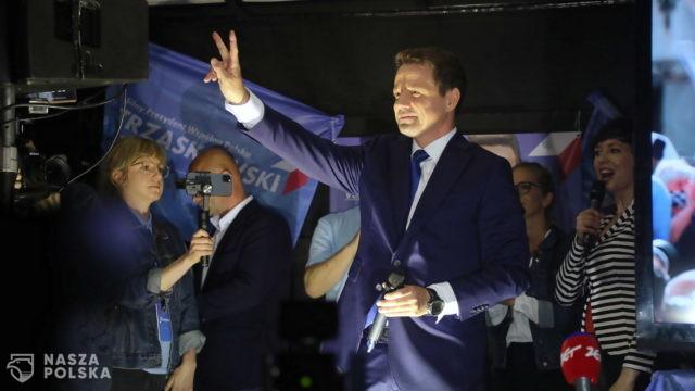 Pozew w trybie wyborczym przeciwko Rafałowi Trzaskowskiemu