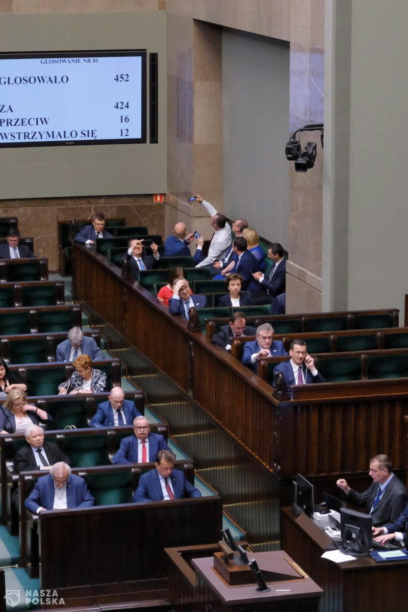 Suski: to koniec koalicji, prawdopodobny rząd mniejszościowy