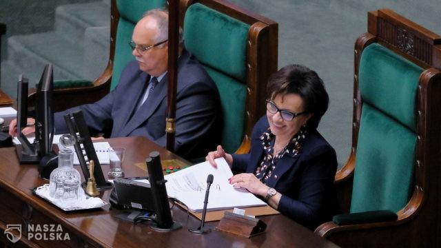 [ZOBACZ NAGRANIE!] Sejm zamienił się w kabaret. Śmiech przez łzy?