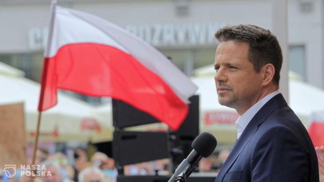 W sobotę inauguracja ruchu Rafała Trzaskowskiego