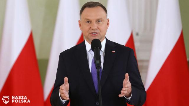 Prezydent: Fundusz Odbudowy da Polsce wielkie korzyści rozwojowe