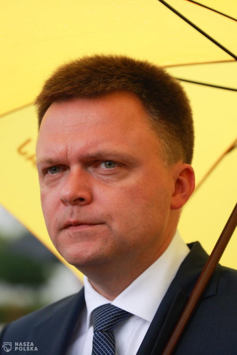 PSL i Hołownia: Rozmowy o charakterze taktycznym i rozpoznawczym
