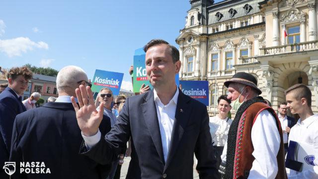 Klimczak (PSL): liczę, że w sobotę Kosiniak-Kamysz jasno powie, że kandyduje na prezesa partii