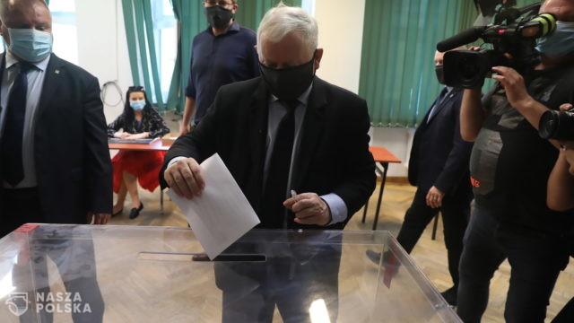 Kaczyński: wybory korespondencyjne były próbą realizacji wymogów demokracji, a nie przestępstwem