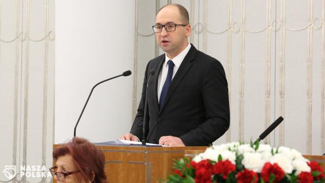 Bielan: Koalicja rządowa absolutnie nie jest zagrożona