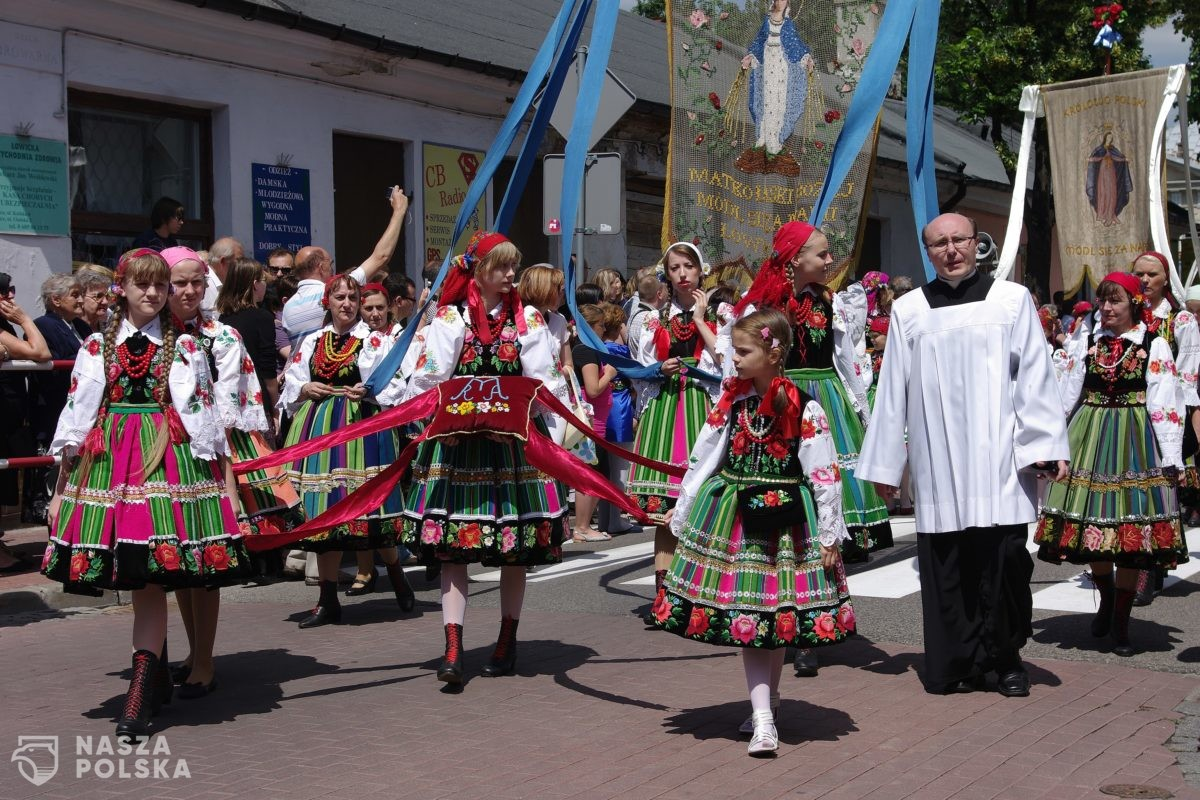 Uroczystości Bożego Ciała w tym roku w Polsce w innej formie