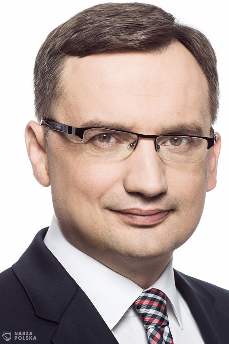 Ziobro: dziękuję PiS za wycofanie ustawy o bezkarności z Sejmu
