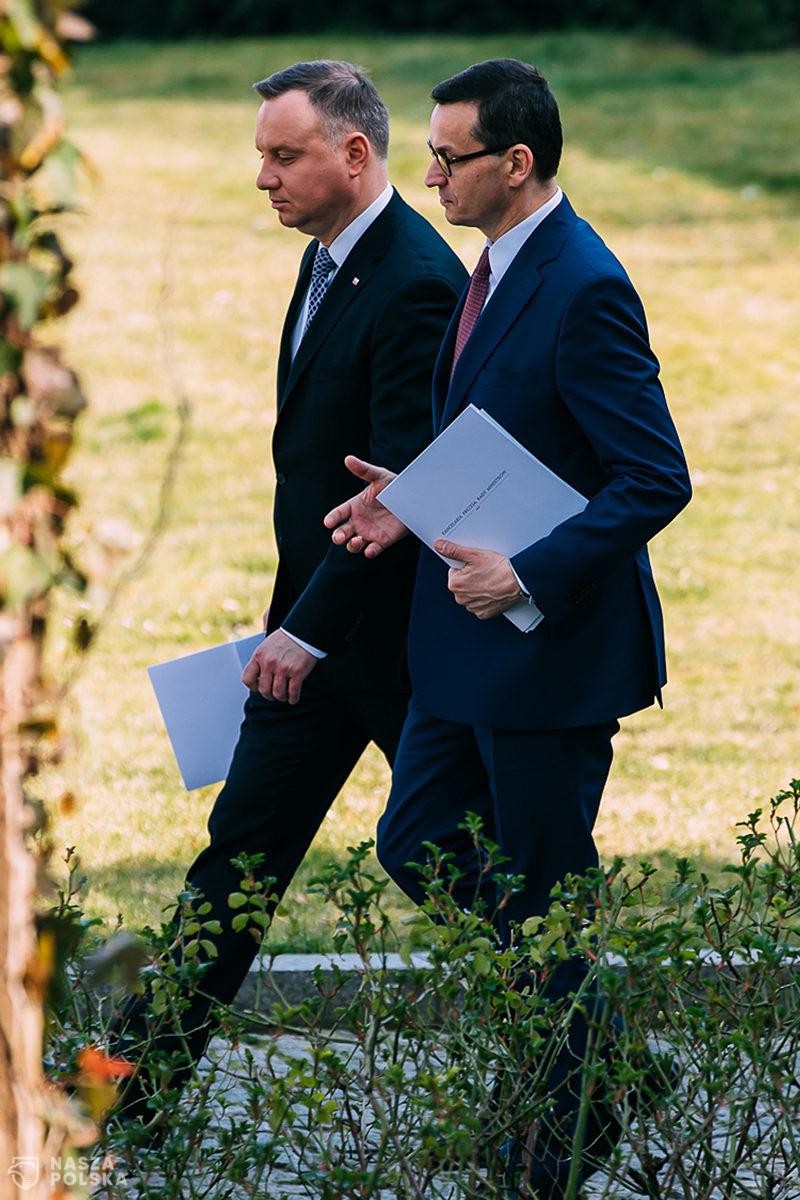 Spychalski: prezydent i premier spotkali się ws. przedłużenia stanu wyjątkowego