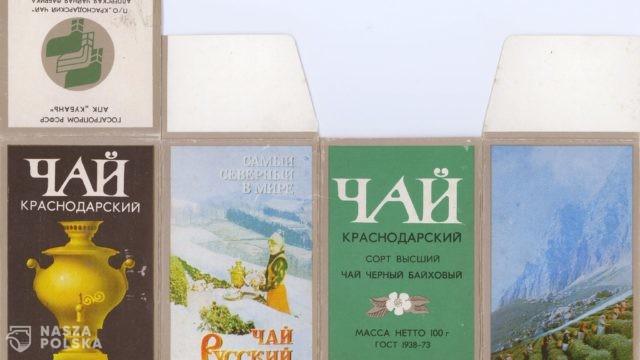 """Czy Rosja po raz pierwszy w dziejach przestała być krajem """"herbacianym""""?"""