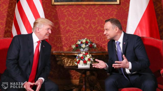 Spotkanie Duda-Trump po raz piąty. Jak było do tej pory – streszczenie