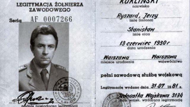 90 lat temu urodził się Ryszard Kukliński