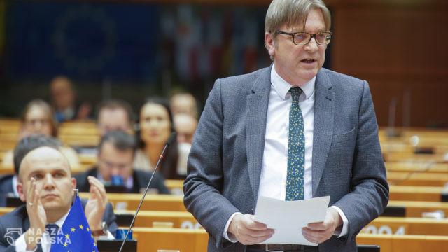 Parlament Europejski nie odbierze immunitetu Verhofstadtowi za słowa o Marszu Niepodległości