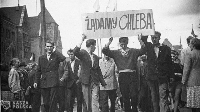 65 lat temu w Poznaniu doszło do protestów robotniczych. Czerwiec '56