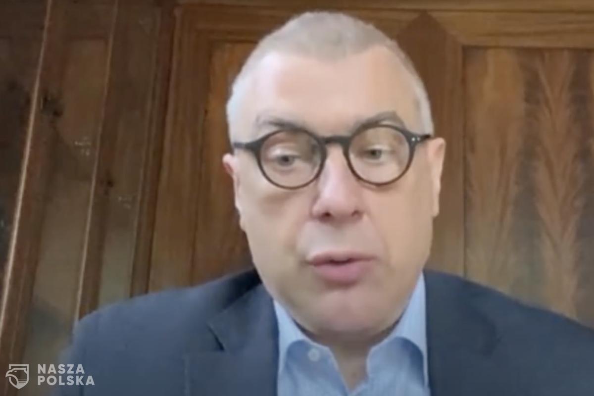 Roman Giertych chce wrócić do polityki. Będzie startował do Senatu