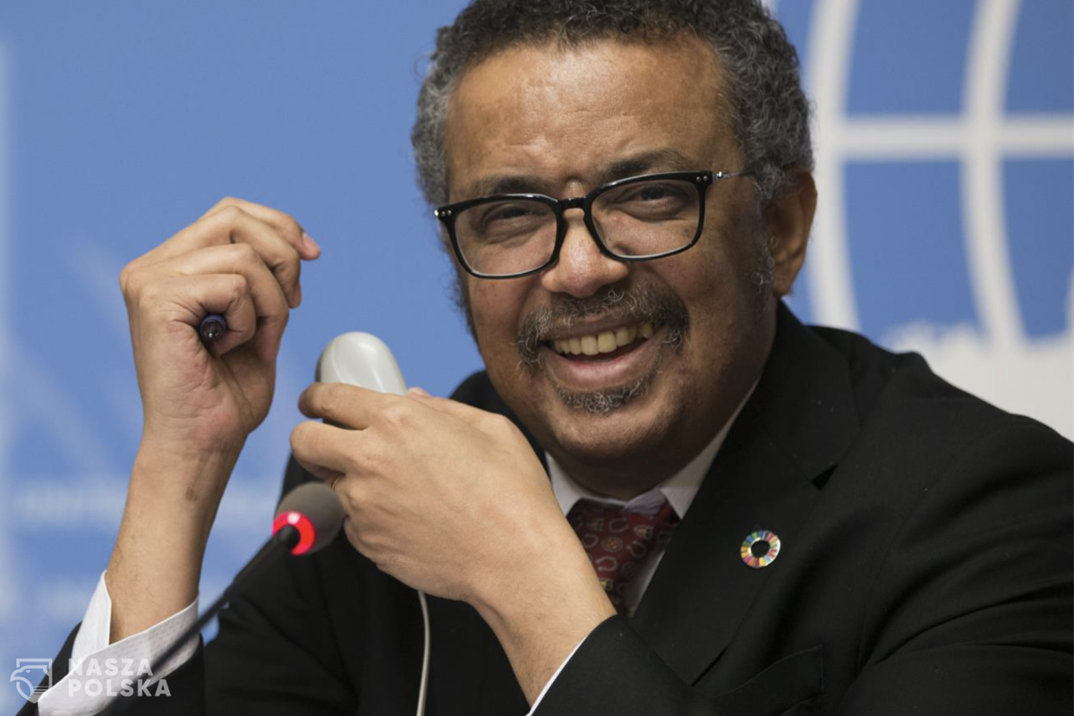 Szef WHO wzywa kraje do dołączenia do programu szczepień COVAX