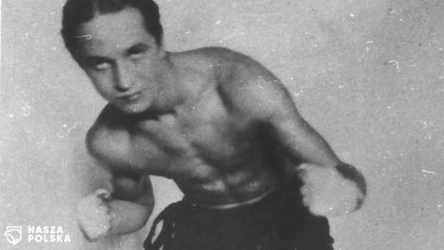Powstał dokument o słynnym polskim pięściarzu, więźniu Auschwitz