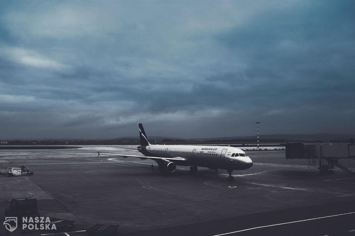 Gut-Mostowy: od 1 października bardzo pozytywnie zmienią się sprawy związane z zakazem lotów