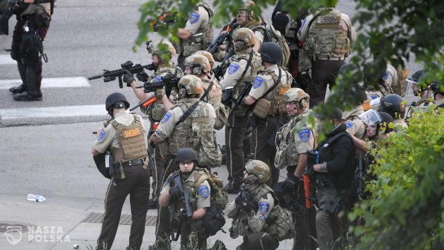 Minneapolis wyda 6,4 miliona dolarów na zatrudnienie większej liczby policjantów