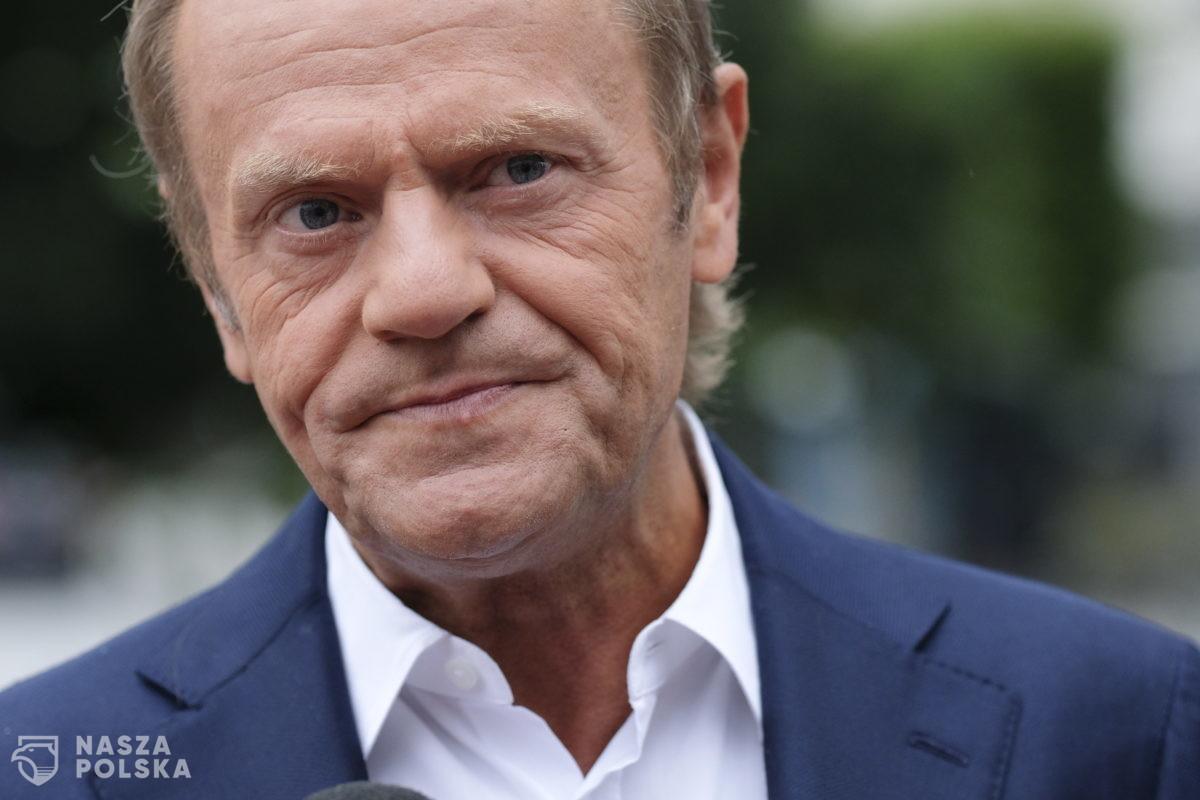 Tusk: jestem prawie pewien, że Kaczyński nie odważy się rozpisać nowych wyborów