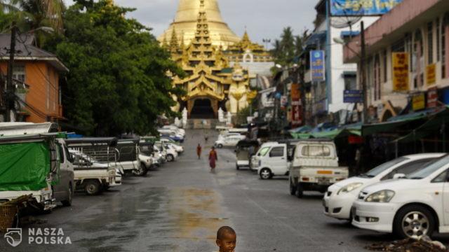 Shwedagon Pagoda – Birma