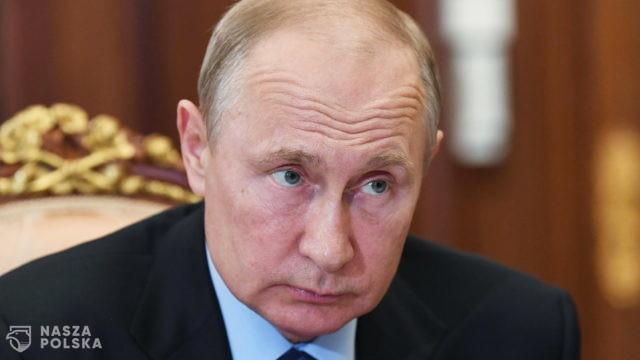 """Putin udziela """"prawdziwej lekcji"""" historii"""