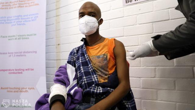 Wariant Delta rozprzestrzenia się w nieszczepionej Afryce; w Zambii podobno w kostnicach brak miejsc