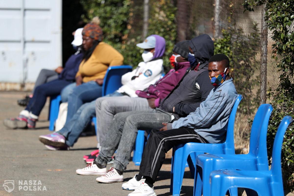 Do Afryki nie dotarła jeszcze ani jedna dawka szczepionki przeciw COVID-19