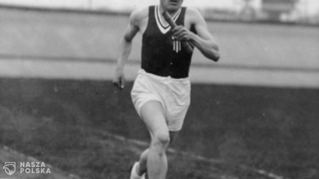 80 lat temu zginął Janusz Kusociński