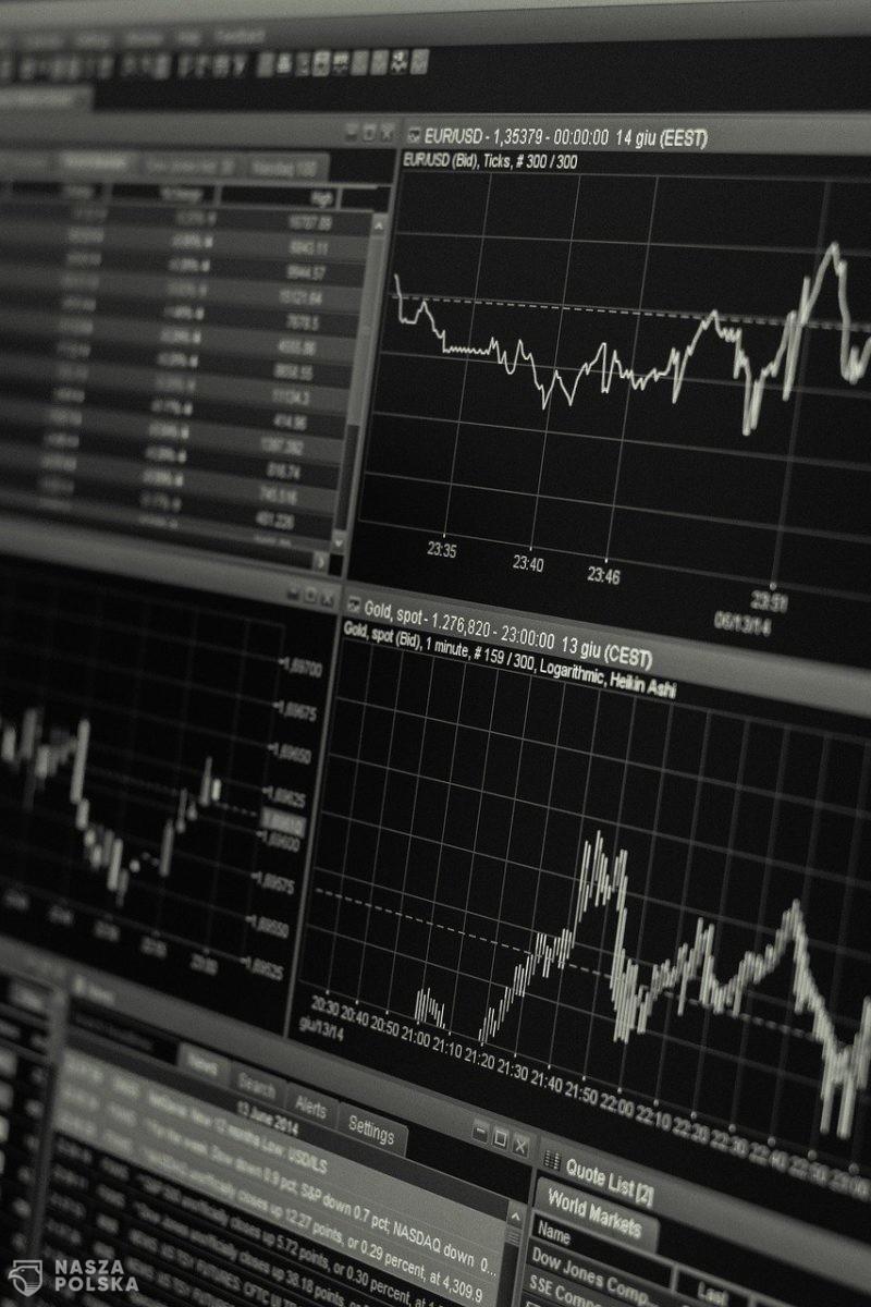 Lekkie spadki na Wall Street, w dół szły firmy technologiczne