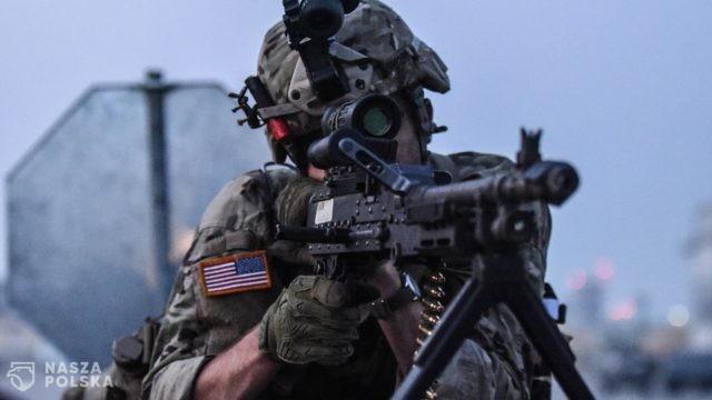 Umowa wojskowa z USA będzie podpisana 15 sierpnia