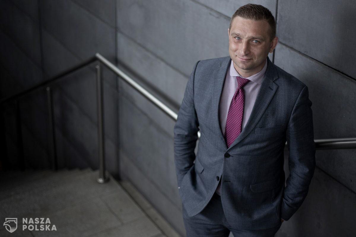 Prezes Stowarzyszenia Roty Marszu Niepodległości Robert Bąkiewicz napisał list do Andrzeja Dudy