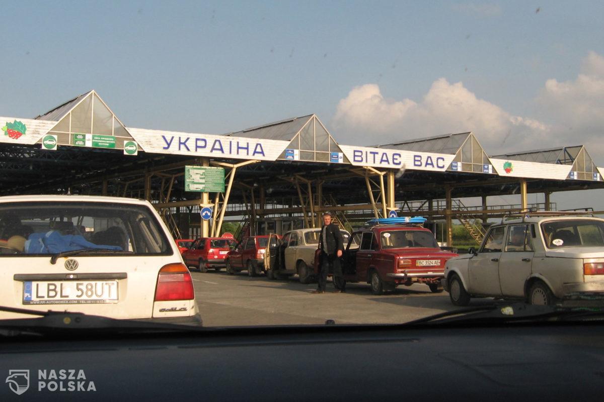 Ukrainiec próbował wwieźć do kraju 100 tys. zł