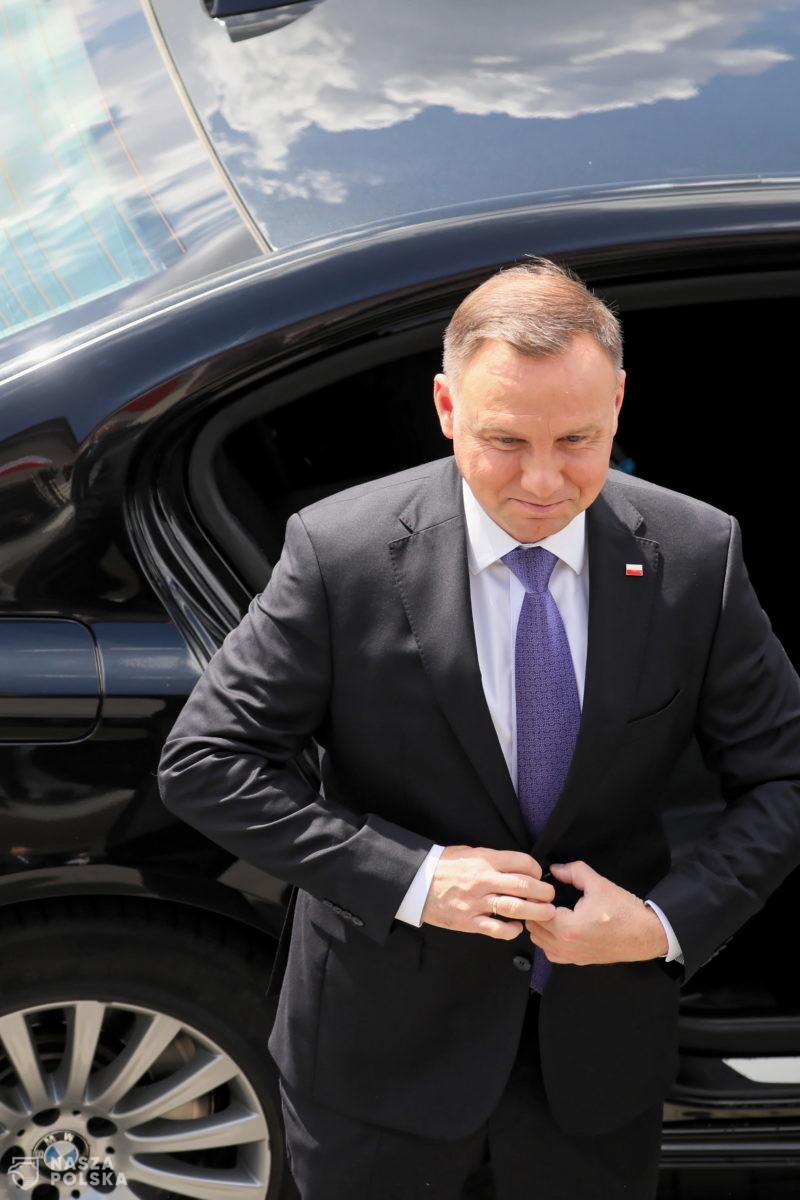 Prezydent o żołnierzach AK: Byli to najlepsi synowie i córki Rzeczypospolitej