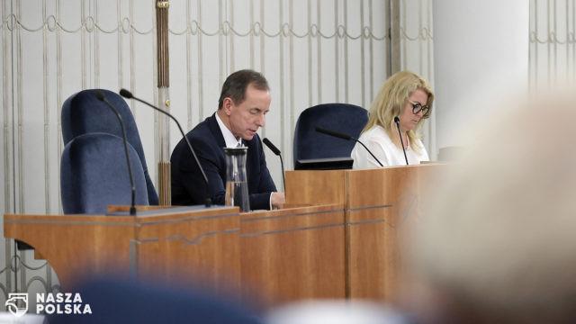 Grabiec: zarzuty wobec Grodzkiego mają charakter polityczny i wiążą się z aferą Obajtka
