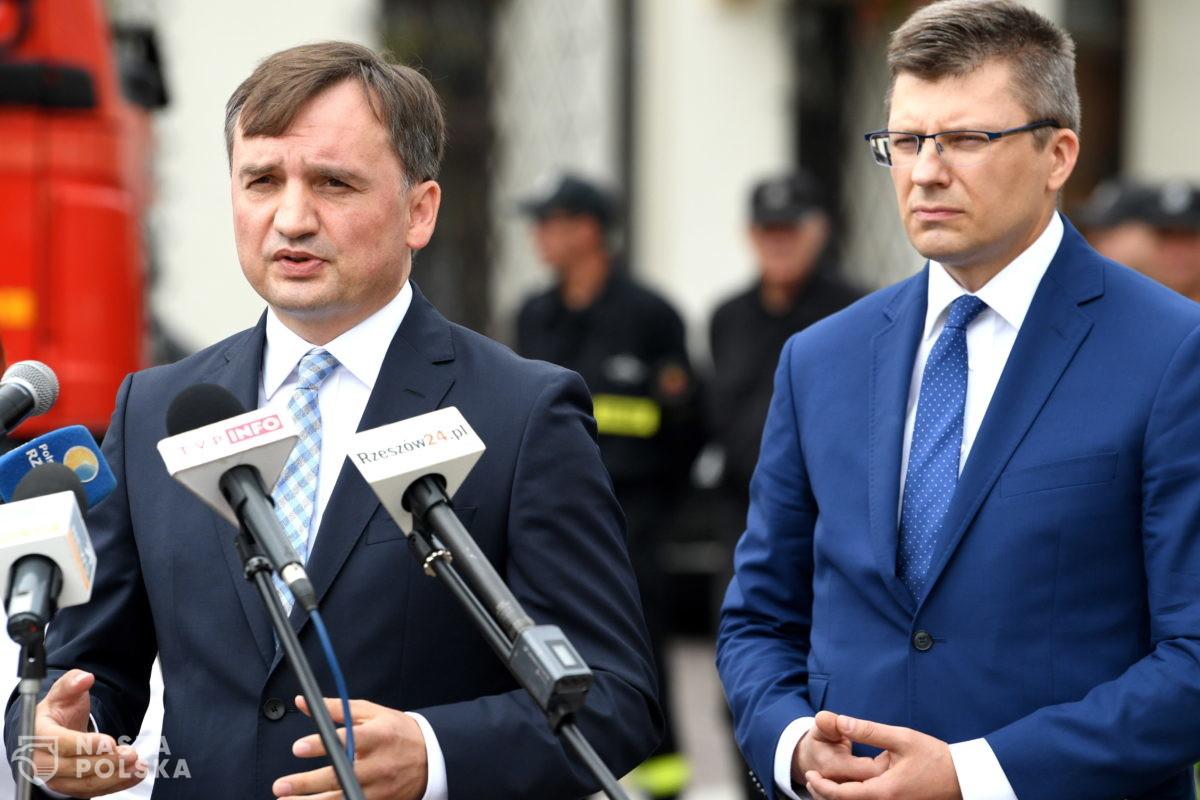Wiceminister sprawiedliwości: wystąpiłem do ministra sprawiedliwości Wielkiej Brytanii o przekazanie naszego rodaka do Polski